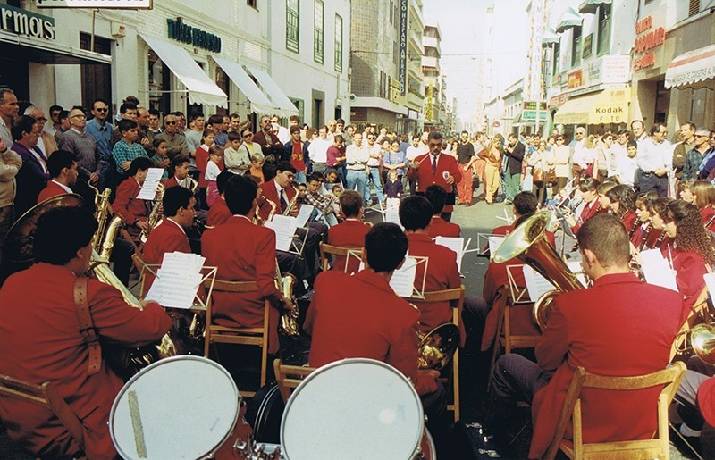 Banda Municipal de Arrecife I
