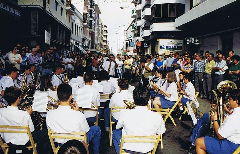 Banda Municipal de Arrecife V