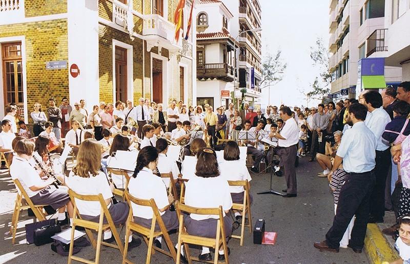 Banda Municipal de Arrecife X