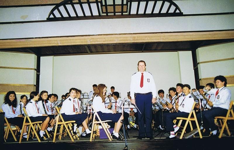 Banda Municipal de Tías X
