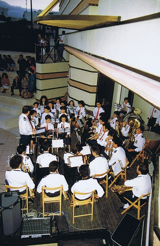 Banda Municipal de Tías XI