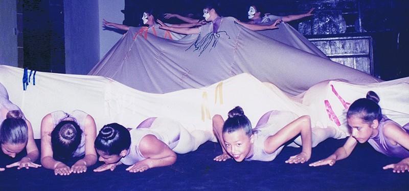 La Escuela de Ballet de Lanzarote I