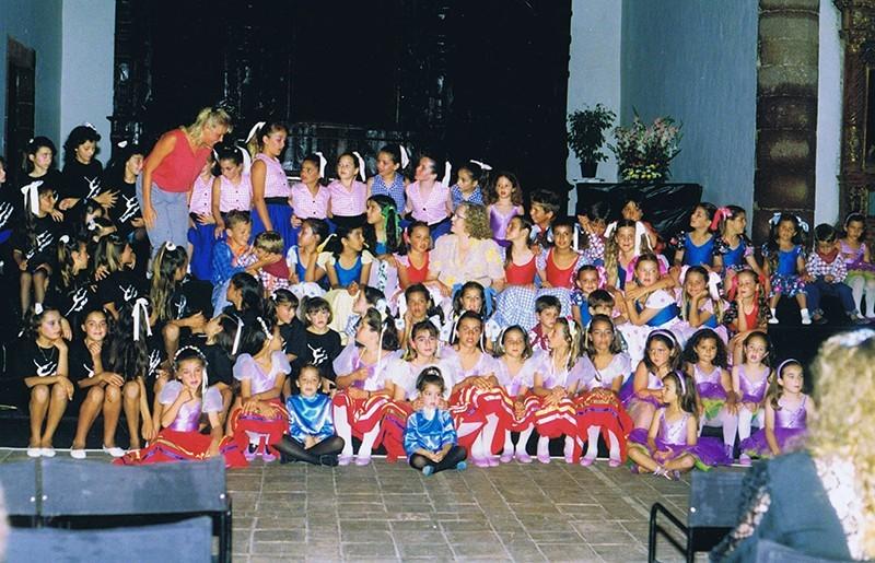 La Escuela de Ballet de Lanzarote III