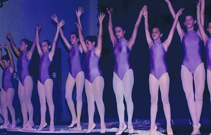 La Escuela de Ballet de Lanzarote V