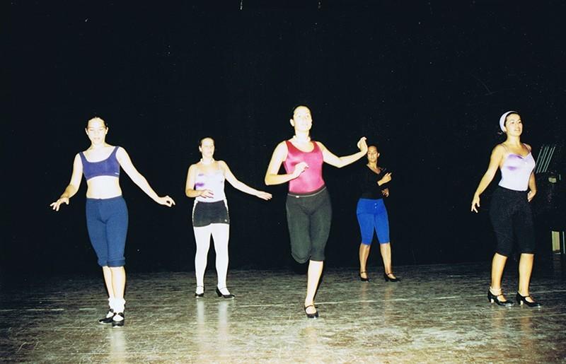 La Escuela de Ballet del Colegio de Tías II