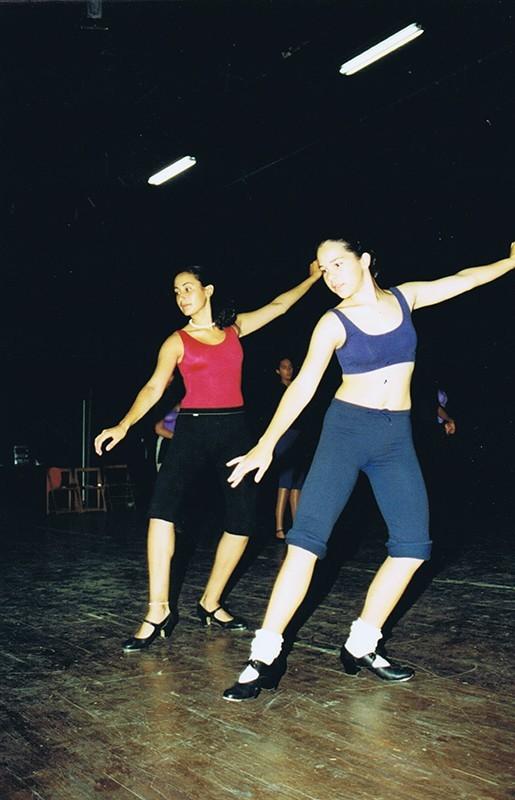 La Escuela de Ballet del Colegio de Tías III