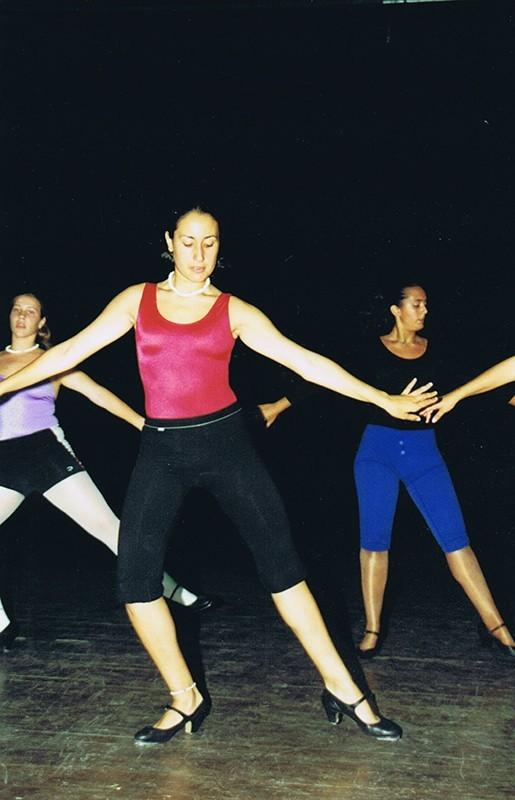 La Escuela de Ballet del Colegio Tías IV