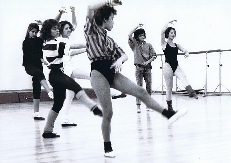 La Escuela de Danza de Susana Arnal III