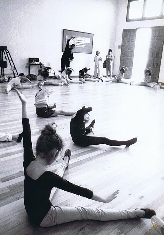 La Escuela de Danza de Susana Arnal V
