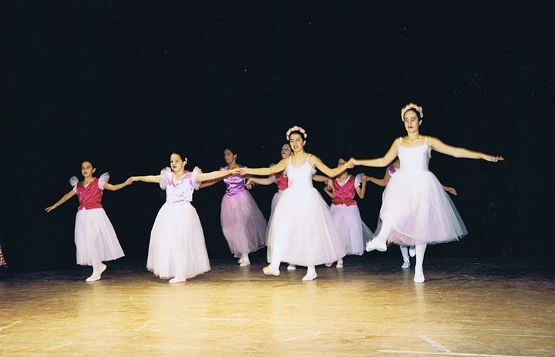 Escuela de Ballet del Colegio Tías V