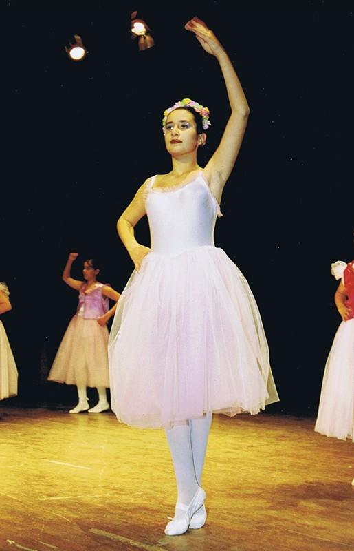 Escuela de Ballet del Colegio Tías VI