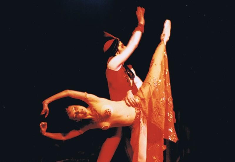 Grupo de Teatro Académico de Ópera y Ballet de Kharkov de Ucrania III