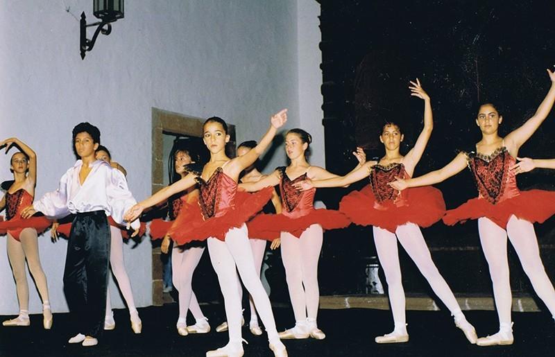 La Escuela de Ballet de Lanzarote VIII