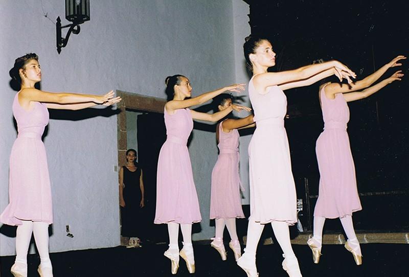 La Escuela de Ballet de Lanzarote X