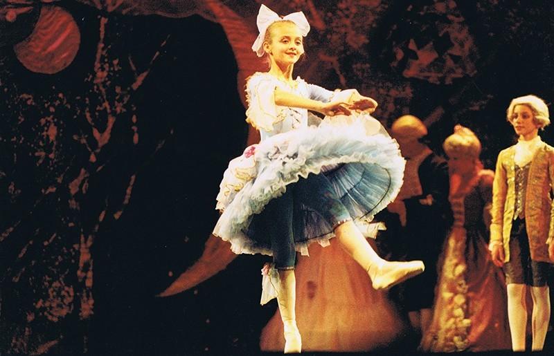 El Joven Ballet de Ucrania I