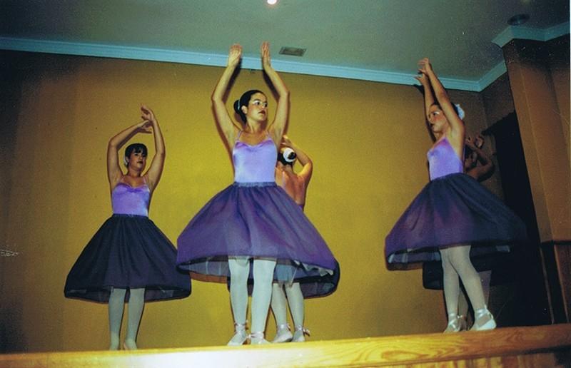 La Escuela de Ballet del Colegio Tías VIII