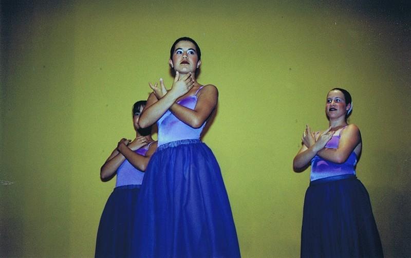 La Escuela de Ballet del Colegio Tías IX