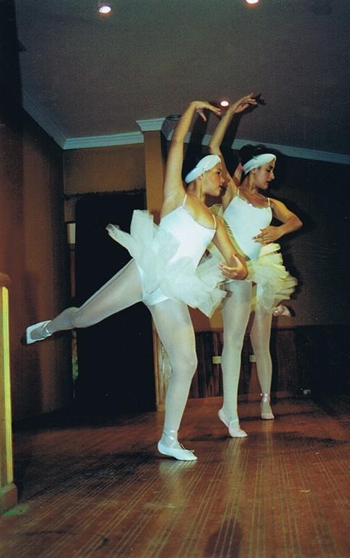 La Escuela de Ballet del Colegio Tías X