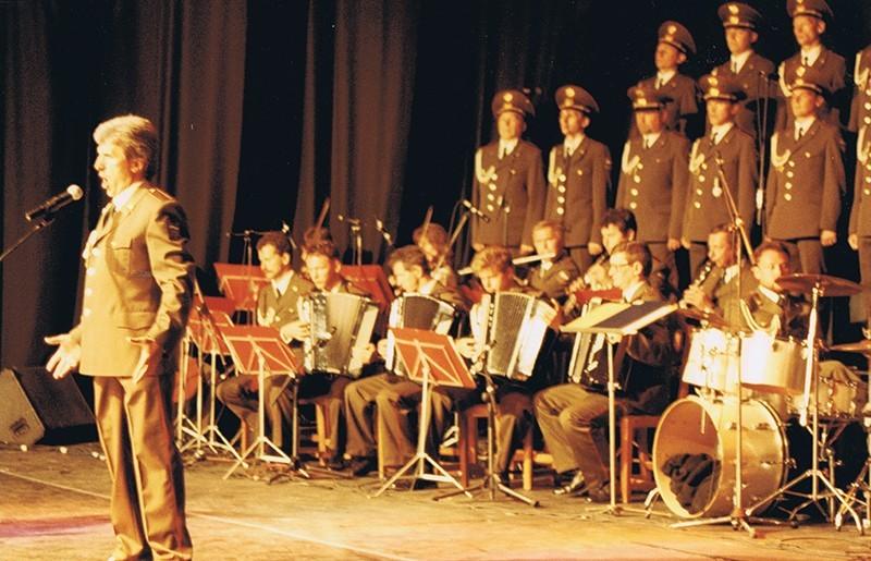 Los Coros y Danzas del Ejército Ruso I
