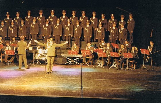 Los Coros y Danzas del Ejército Ruso III