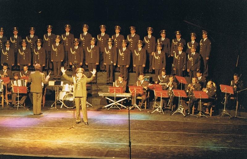 Los Coros y Danzas del Ejército Ruso IV