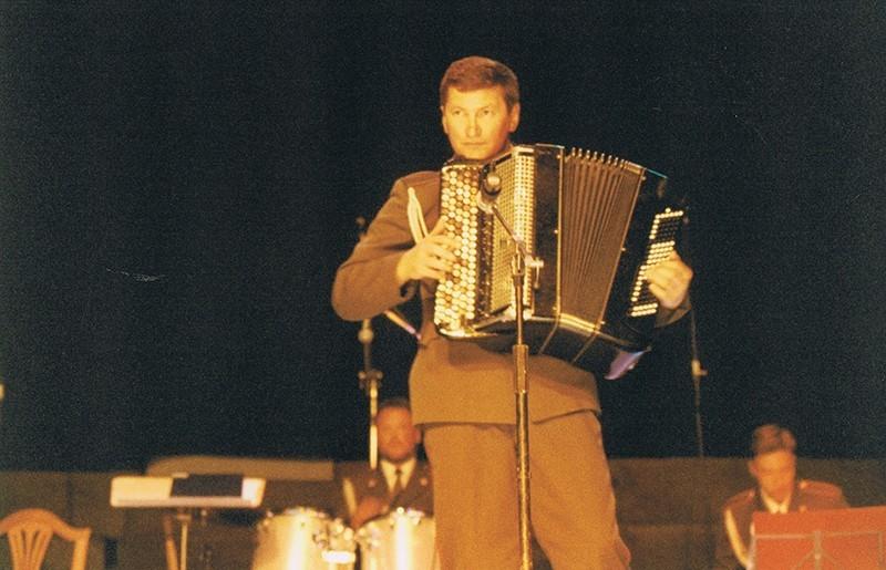 Los Coros y Danzas del Ejército Ruso VI