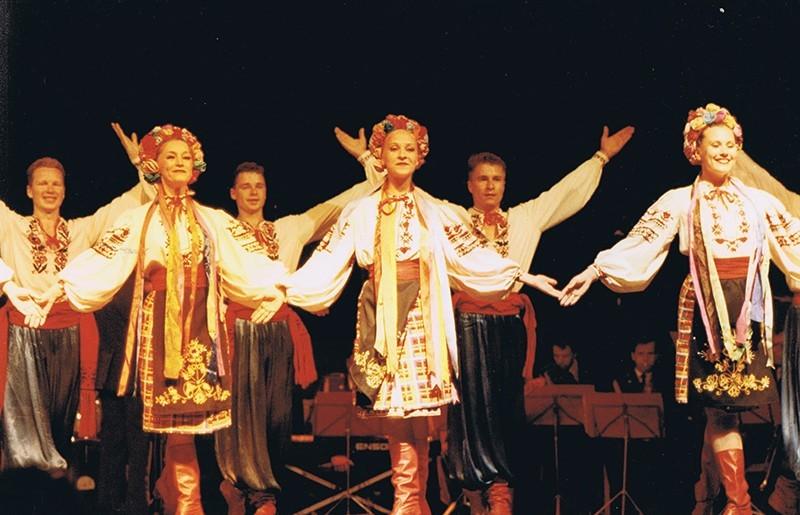 Los Coros y Danzas del Ejército Ruso VII