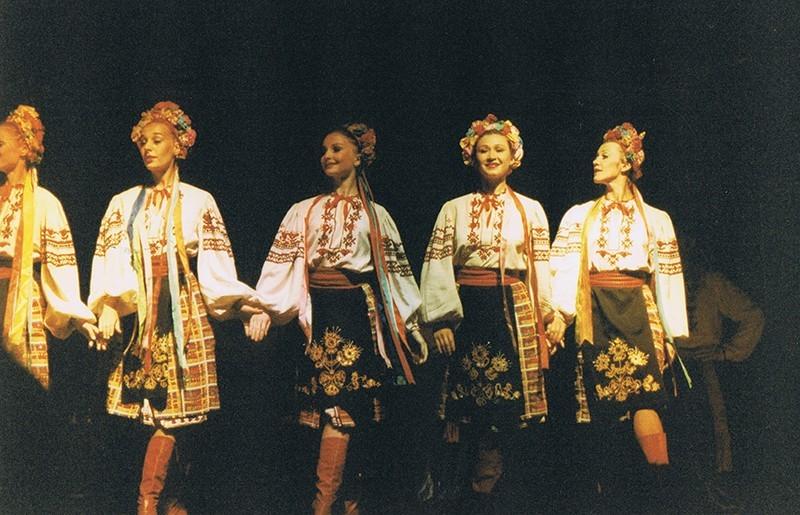 Los Coros y Danzas del Ejército Ruso VIII