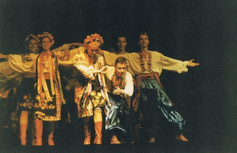 Los Coros y Danzas del Ejército Ruso XIII