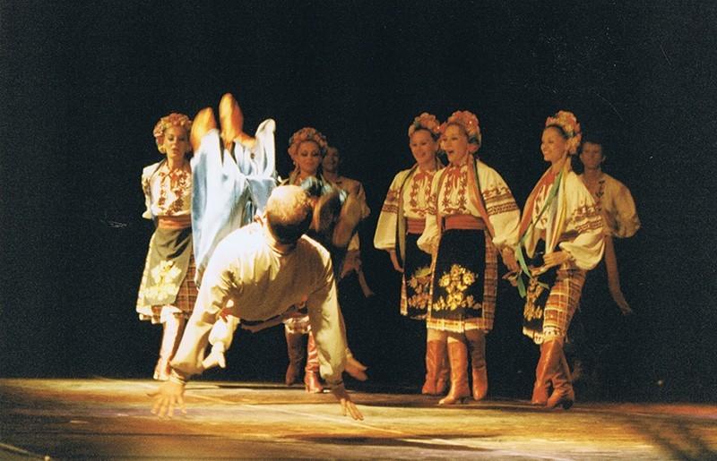 Los Coros y Danzas del Ejército Ruso XIV