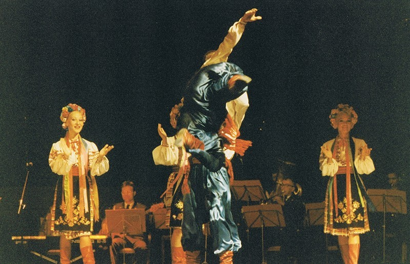 Los Coros y Danzas del Ejército Ruso XV