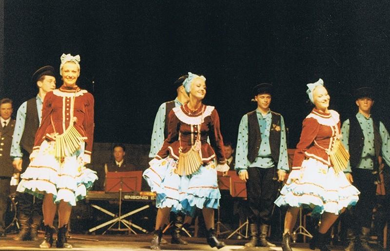 Los Coros y Danzas del Ejército Ruso XVI