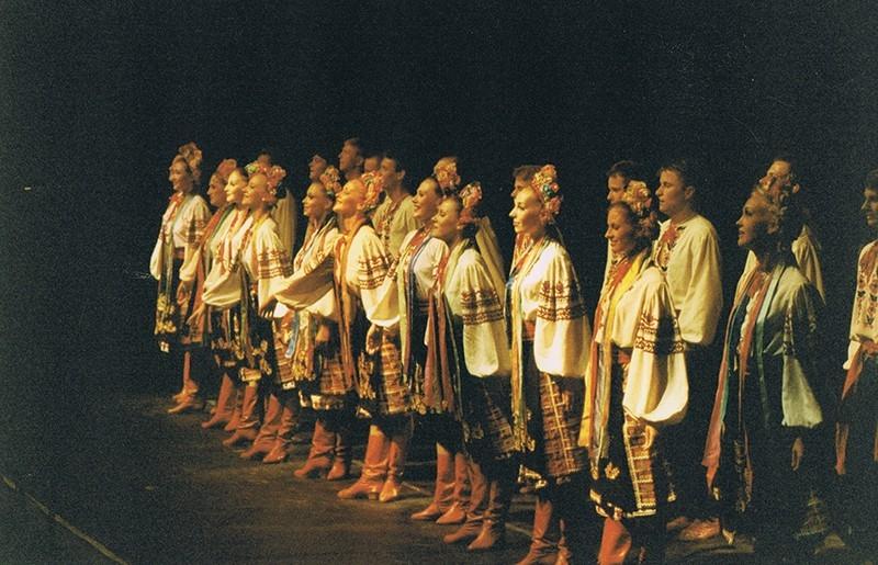 Los Coros y Danzas del Ejército Ruso XX