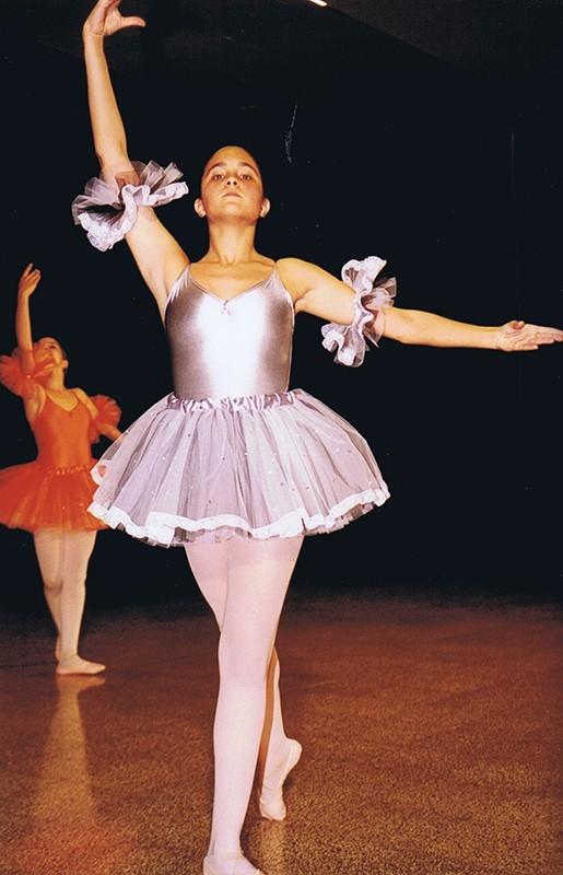 Gala de la Escuela de Danza Fide Parrilla V