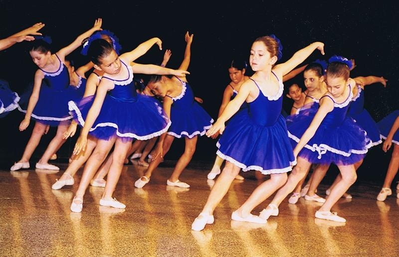 Gala de la Escuela de Danza Fide Parrilla VI