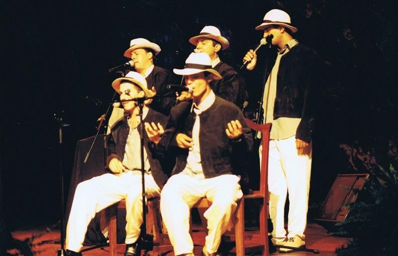 "Grupo ""Vocal Sampling"" II"