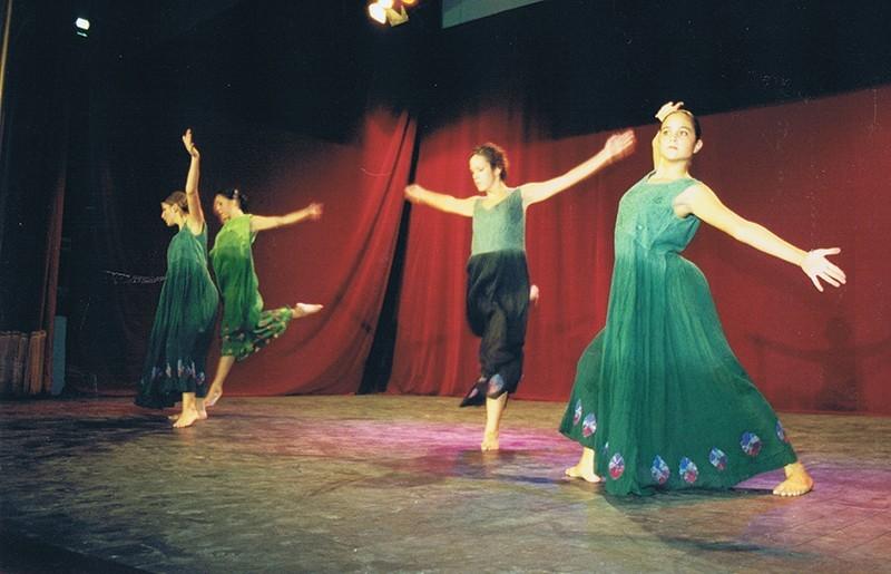 Gala de la Escuela de Danza Fide Parrilla VIII
