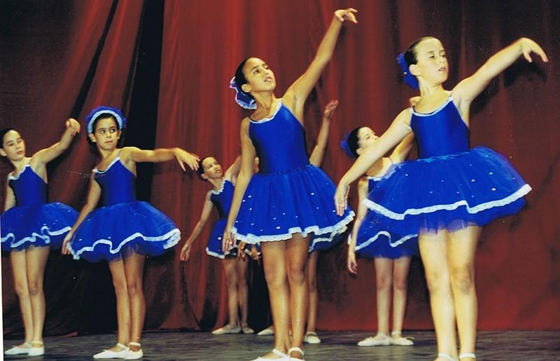 Gala de la Escuela de Danza Fide Parrilla IX