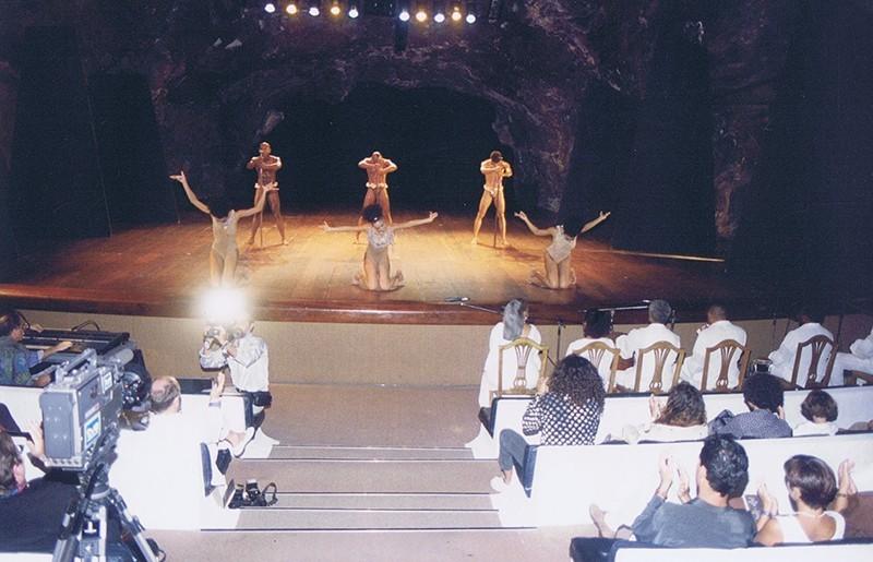 Compañía de Danza Contemporánea de Cuba III
