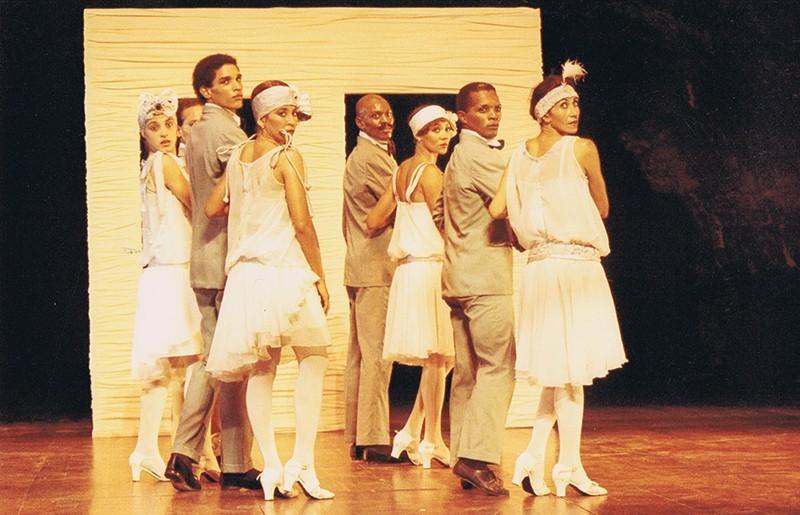 Compañía de Danza Contemporánea de Cuba IV
