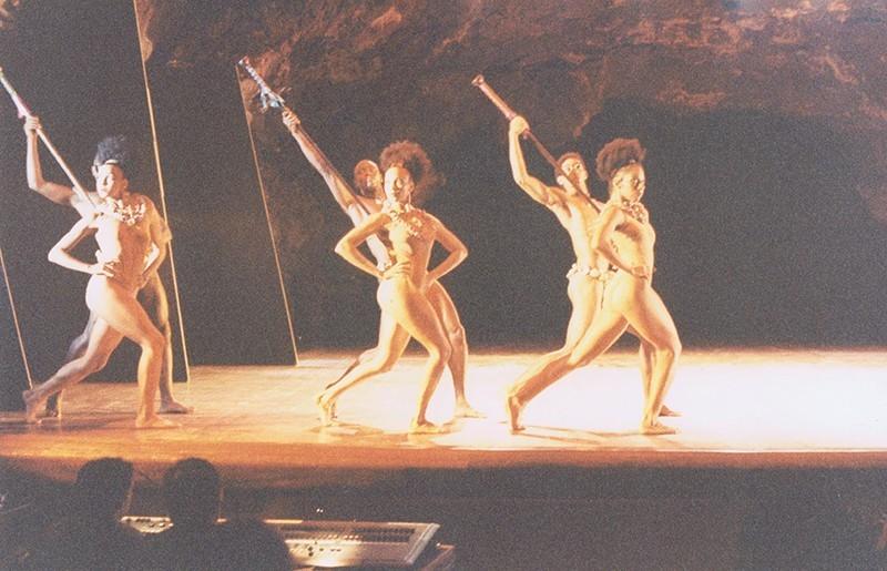Compañía de Danza Contemporánea de Cuba VI