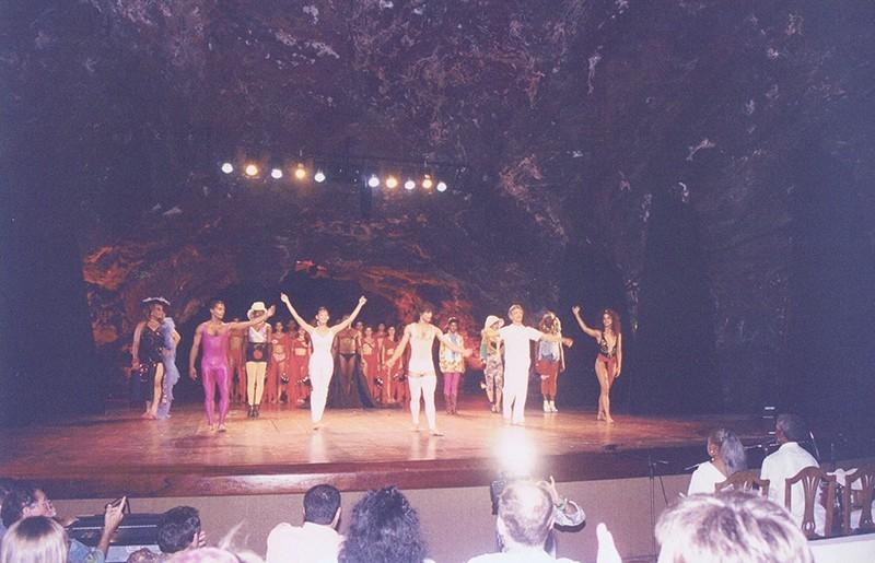 Compañía de Danza Contemporánea de Cuba VII