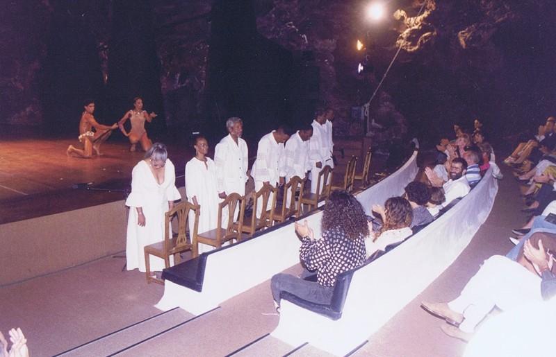 Compañía de Danza Contemporánea de Cuba VIII
