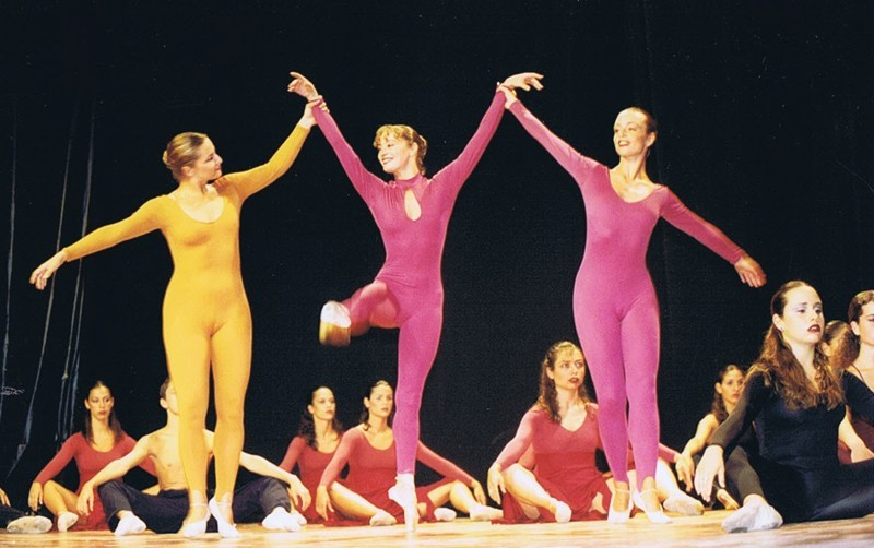 Danza Contemporánea I