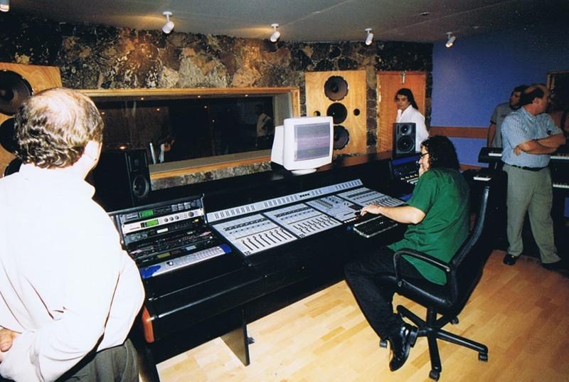 Estudio de Grabación Música Neptar II