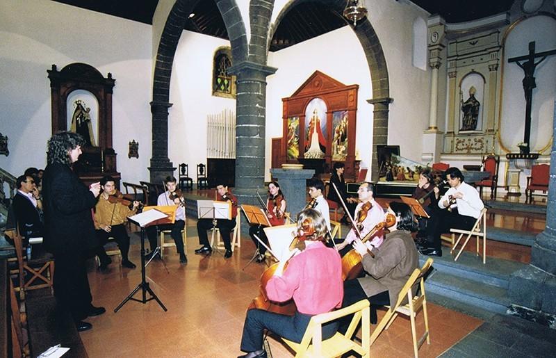 Ciclo de Música Clásica Puerto de Arrecife I