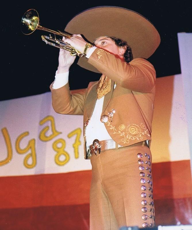 El Mariachi Tagoro  I