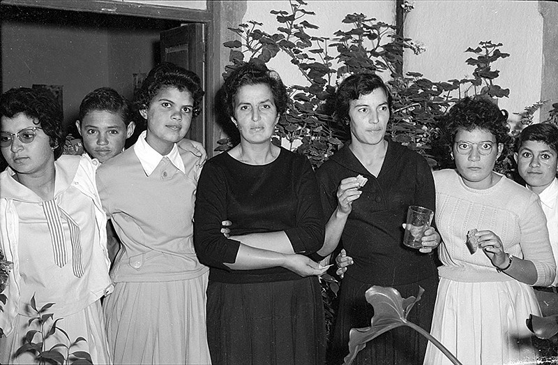Familia de Concepción Barreto