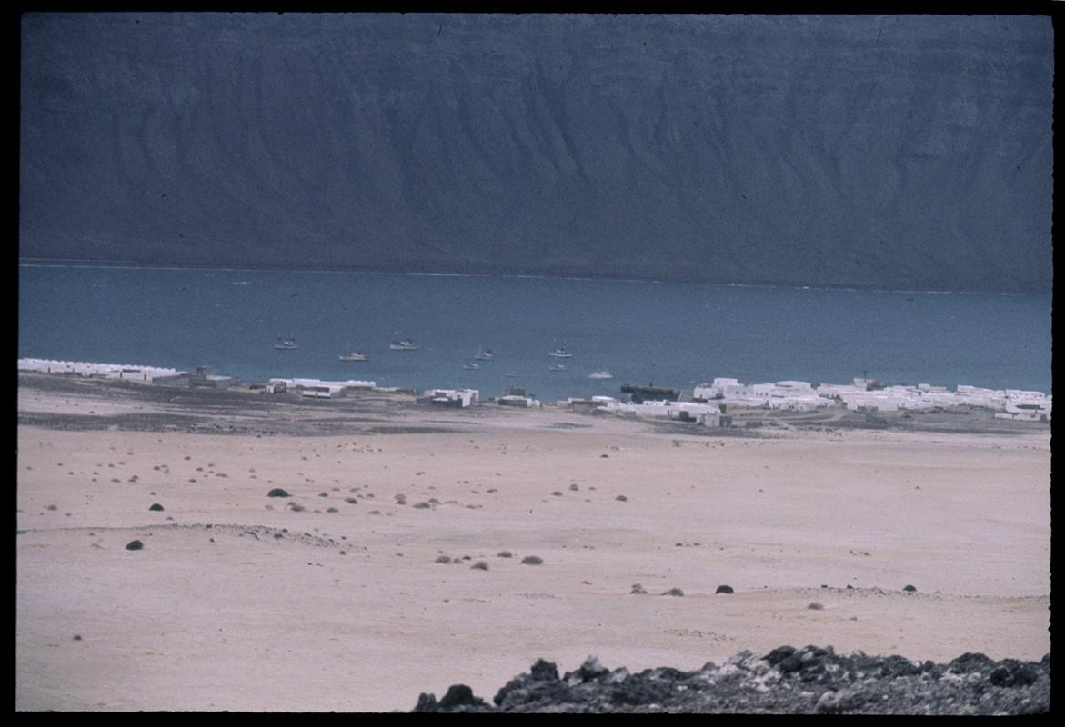Vista de Caleta de Sebo III