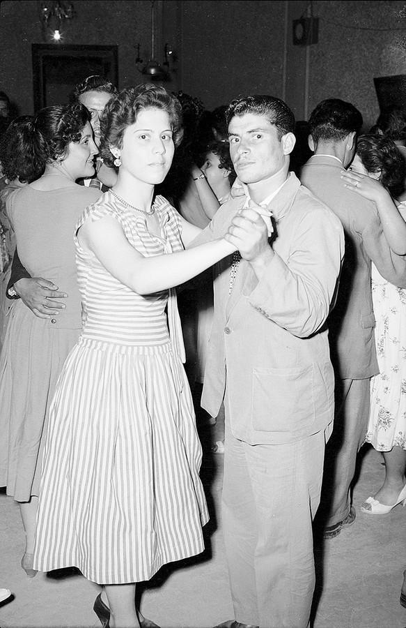 Baile en Haría XX